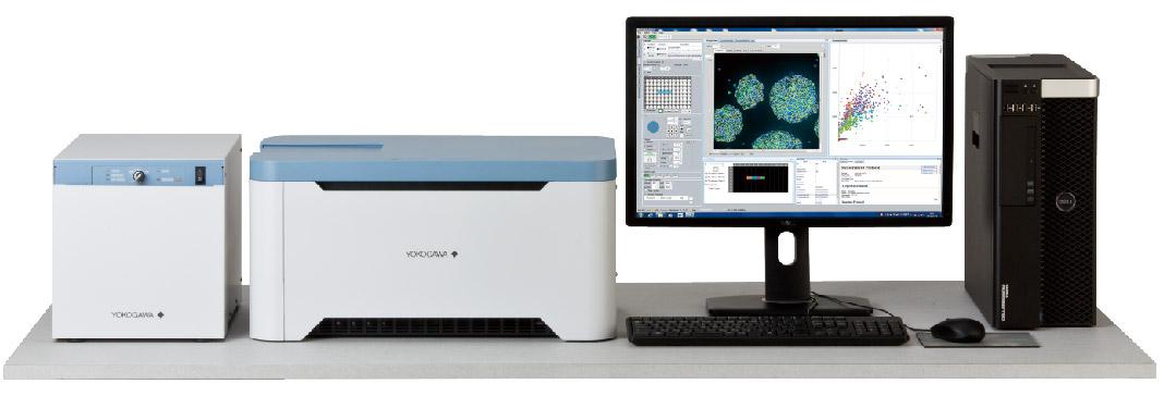 激光共聚焦成像细胞表型定量分析仪